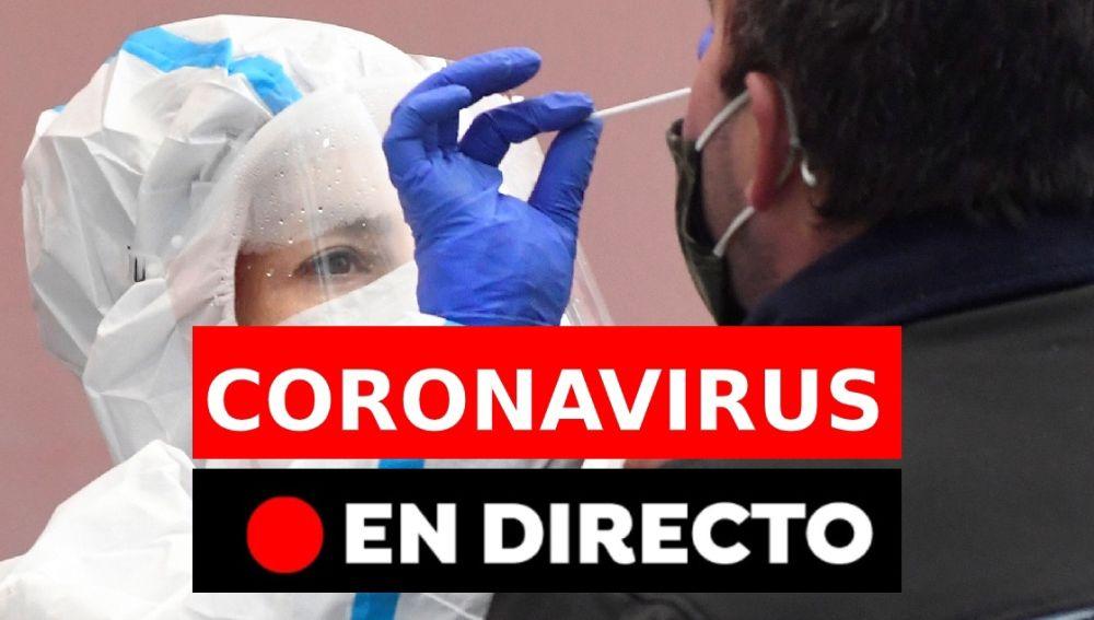Coronavirus España hoy: Nuevas medidas y restricciones en Madrid, Cataluña, País Vasco, Galicia, Andalucía y última hora, en directo