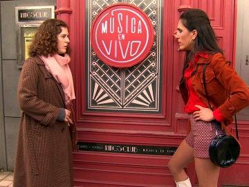 Virginia se obsesiona con Esperanzita, una prostituta