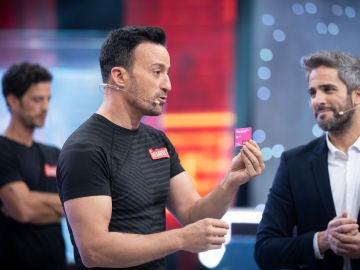 Pablo Puyol gana el tercer programa de 'El Desafío' y pisa los talones a Kira Miró en el ranking general