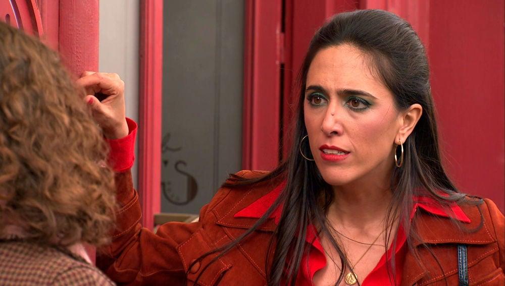María Jáimez es Esperancita