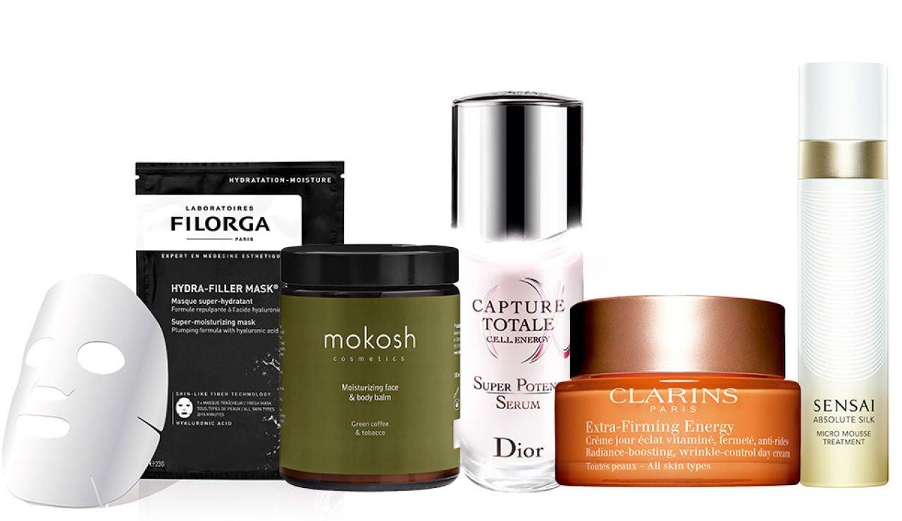 Productos para un antes y un después en tu piel