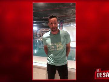 """Pablo Puyol en los entrenamientos de Apnea: """"Espero no ahogarme"""""""