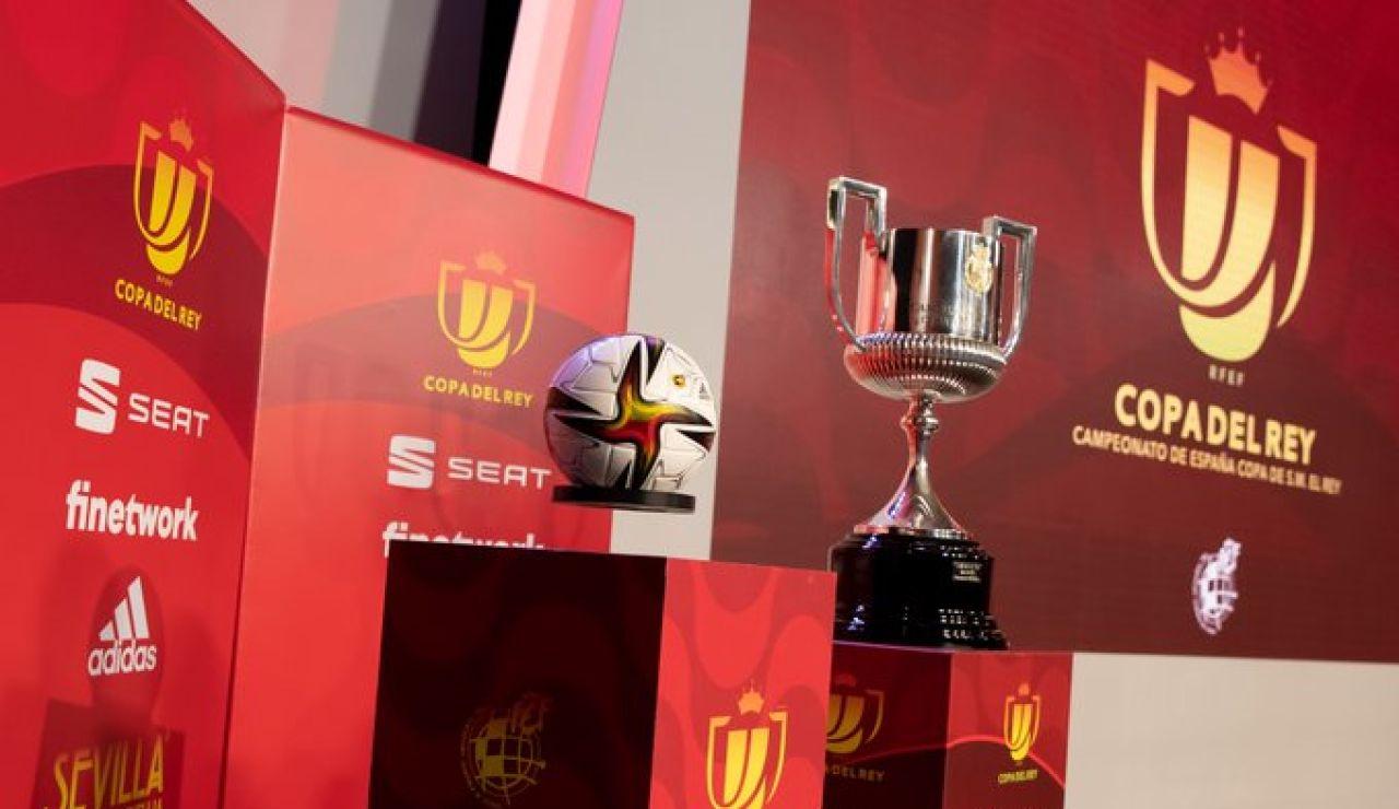 Sorteo de la Copa del Rey 2021: Emparejamientos y resultado de las semifinales