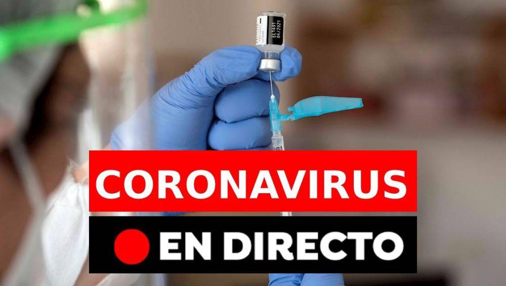 Coronavirus en España hoy: Restricciones, nuevos brotes y toque de queda, en directo.