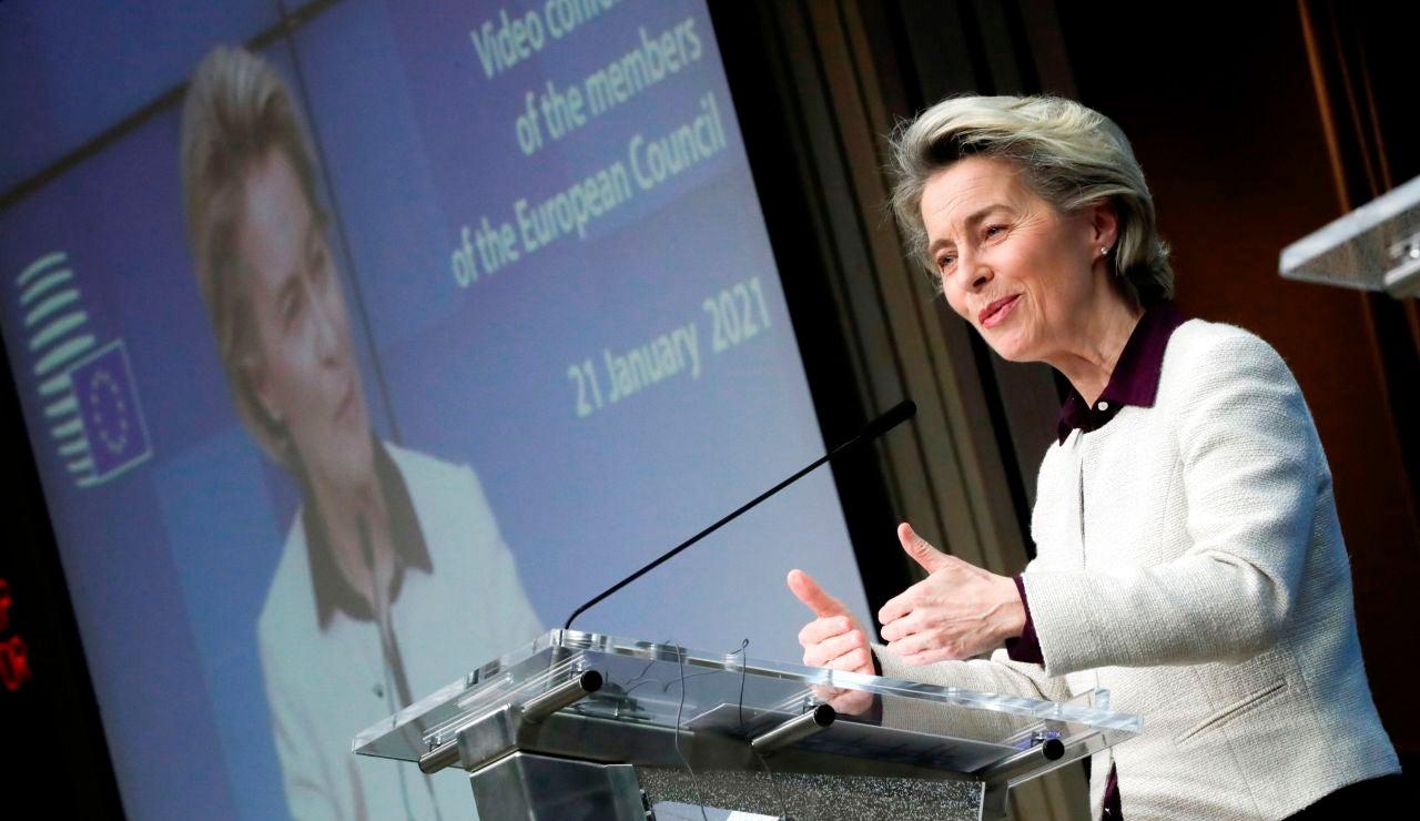 Bruselas frena la salida de vacunas de Europa