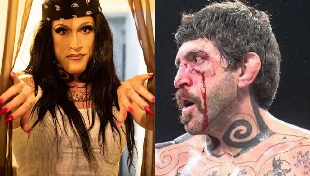 """De Diego Garijo a 'Lola Pistola', así es el boxeador 'drag queen': """"Tengo dos primos gays, ¿por qué no?"""""""