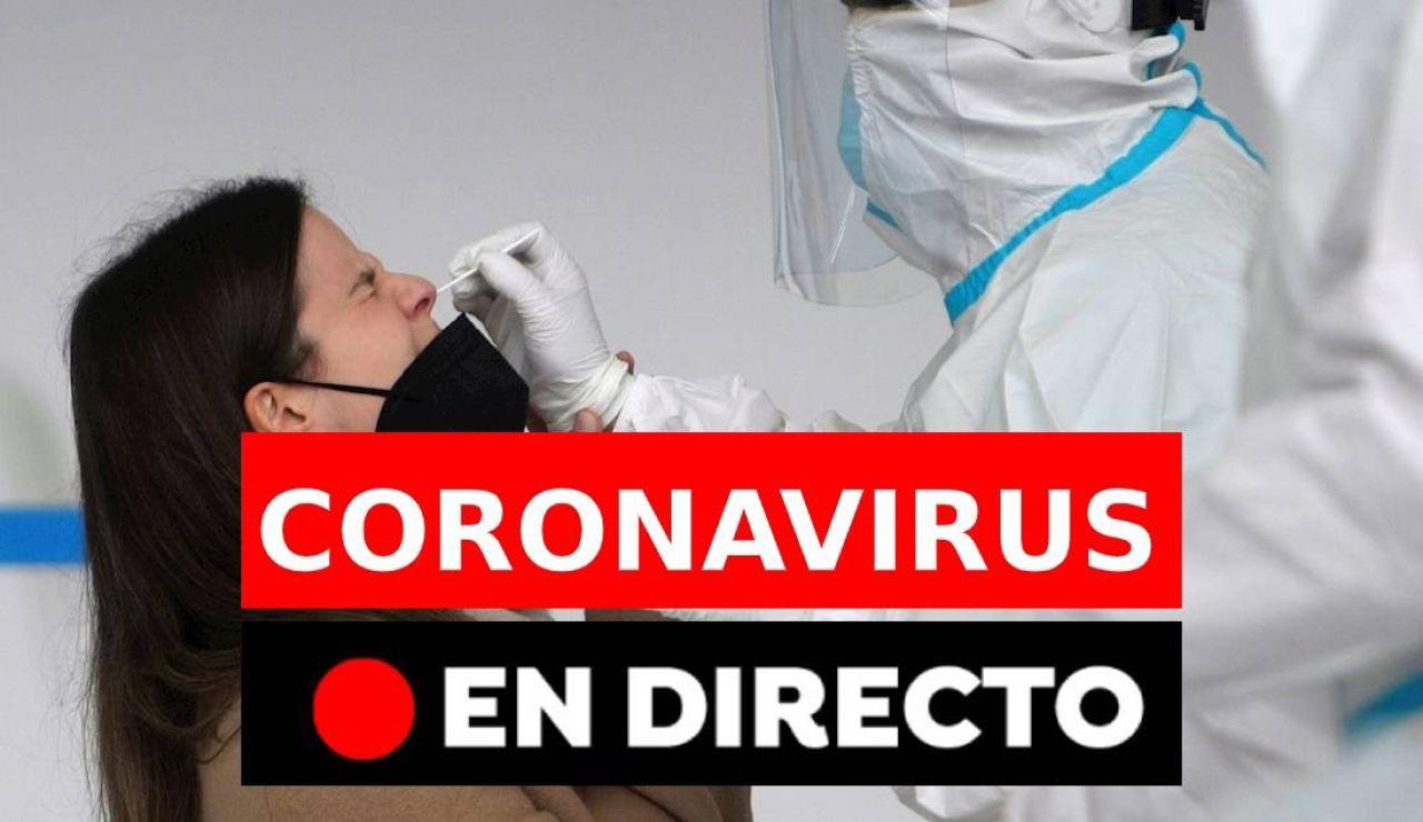 Coronavirus en España hoy: Confinamiento, nuevos datos de contagios y toque de queda, en directo