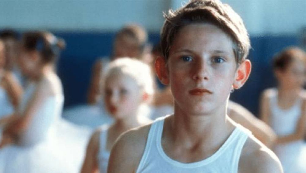 Jamie Bell en 'Billy Elliot'