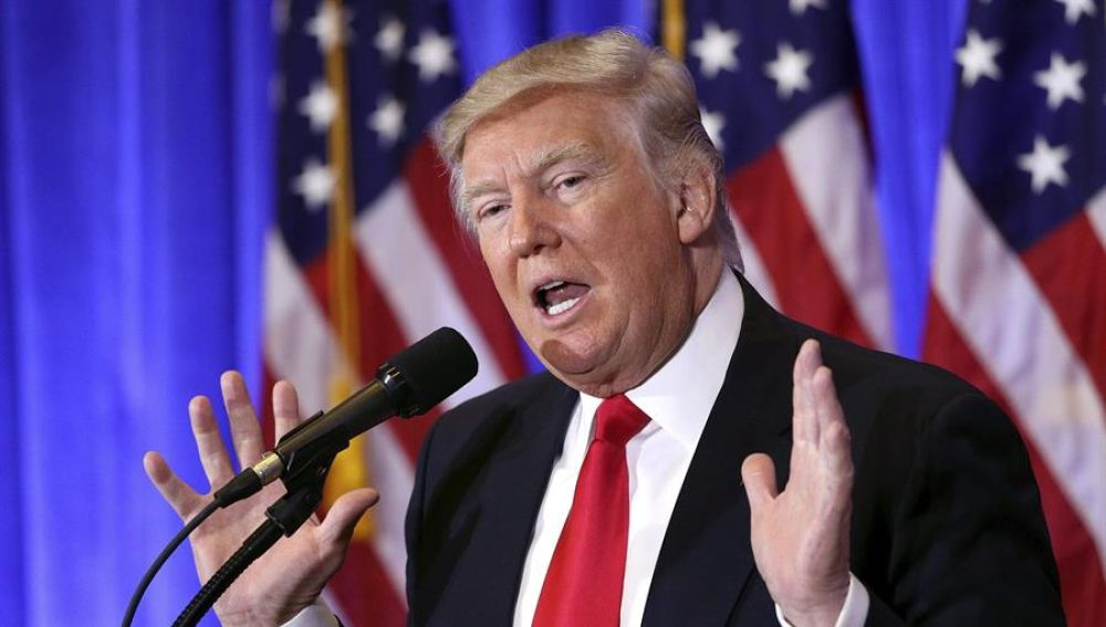 Los abogados de Donald Trump dimiten a una semana del 'impeachment'