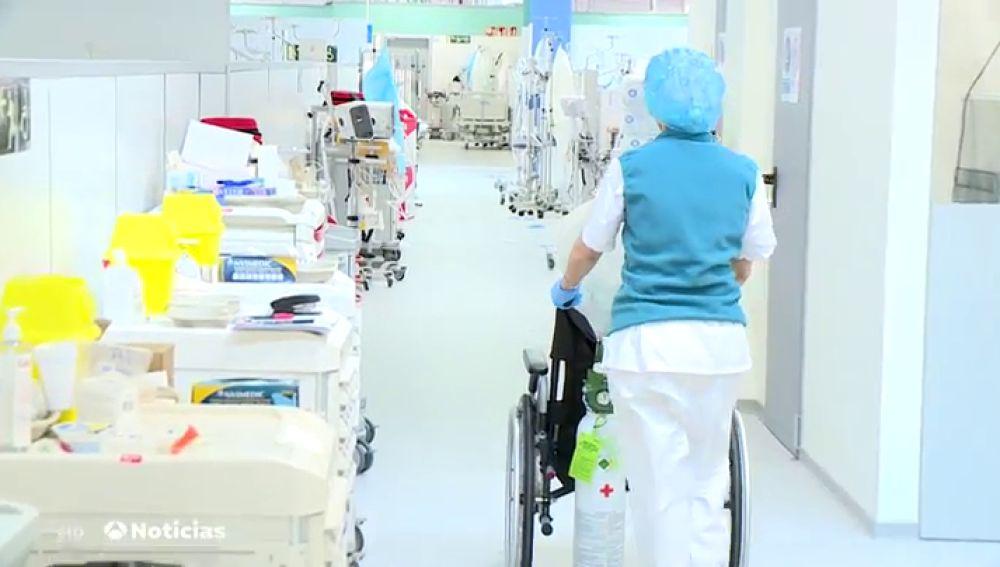 Las Unidades Respiratorias de Cuidados Intermedios son el paso previo a ingresar en las UCI