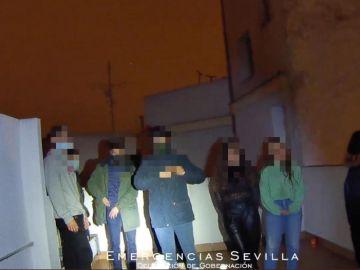 Desalojada una fiesta en una azotea de Sevilla con 16 jóvenes incumpliendo las restricciones