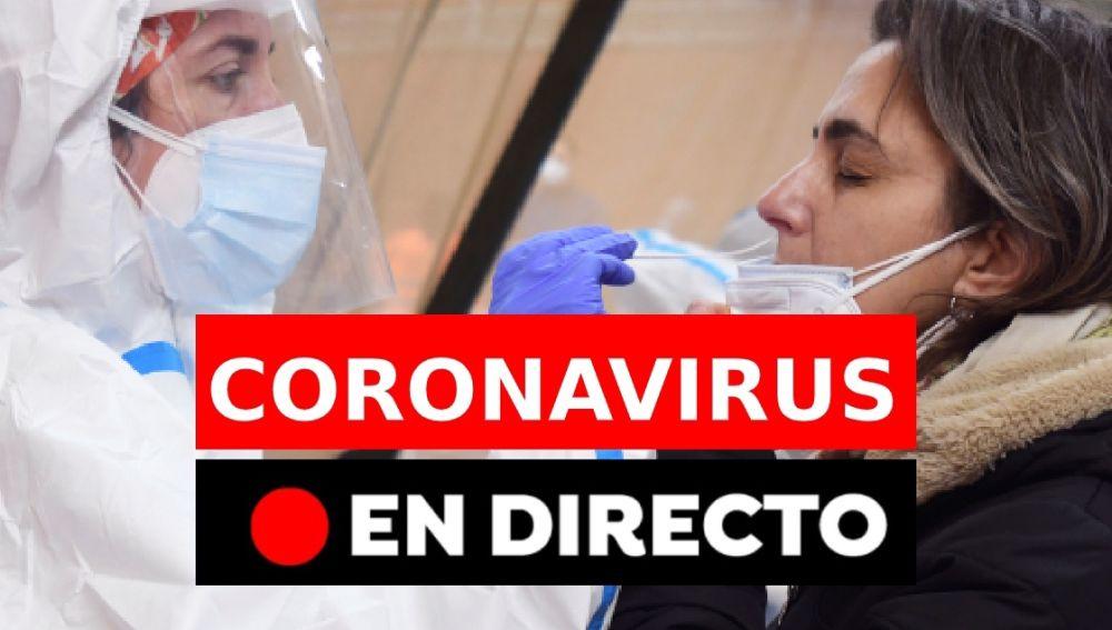 Coronavirus España: Última hora de la vacuna y restricciones hoy