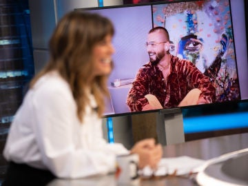 """Maluma reflexiona en 'El Hormiguero 3.0' sobre su experiencia en Jamaica y la marihuana: """"Me la pasé muy bien"""""""