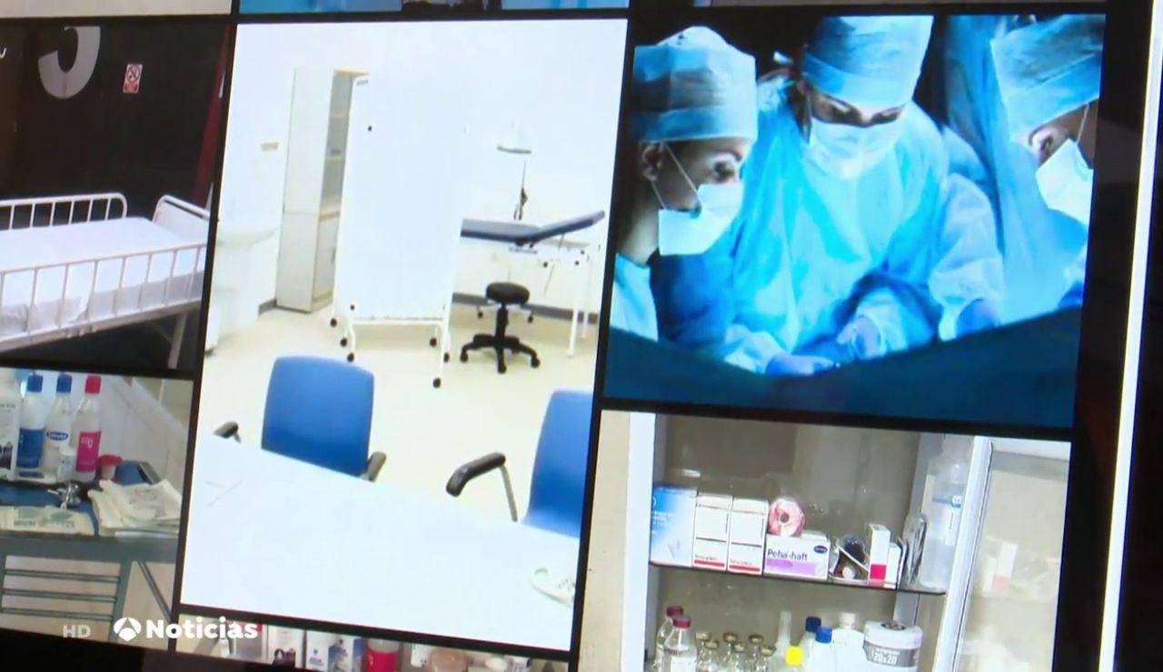 Un grupo de negacionistas acosan a Black Duck, una empresa dedicada a la construcción de decorados sanitarios para cine y televisión