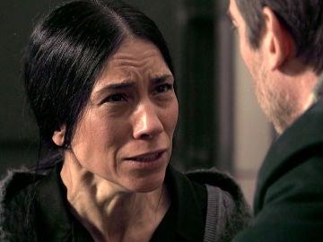 """Manolita, desamparada se enfrenta a Marcelino: """"Ha llegado el fin del mundo para mí"""""""