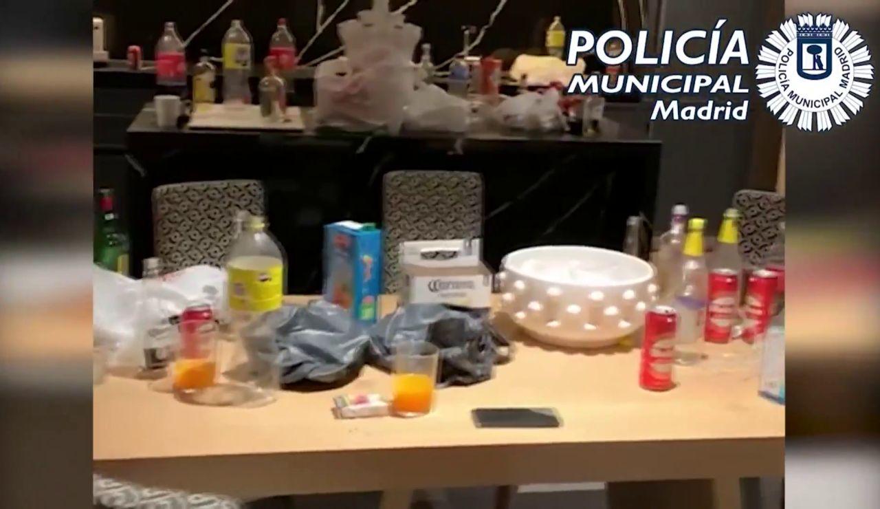 Alquilar pisos para fiestas ilegales, un nuevo 'negocio' en plena pandemia de coronavirus