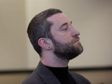 El actor Dustin Diamond