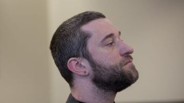 El actor Dustin Diamond