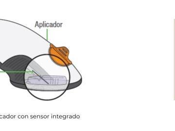 Sensores para diabéticos
