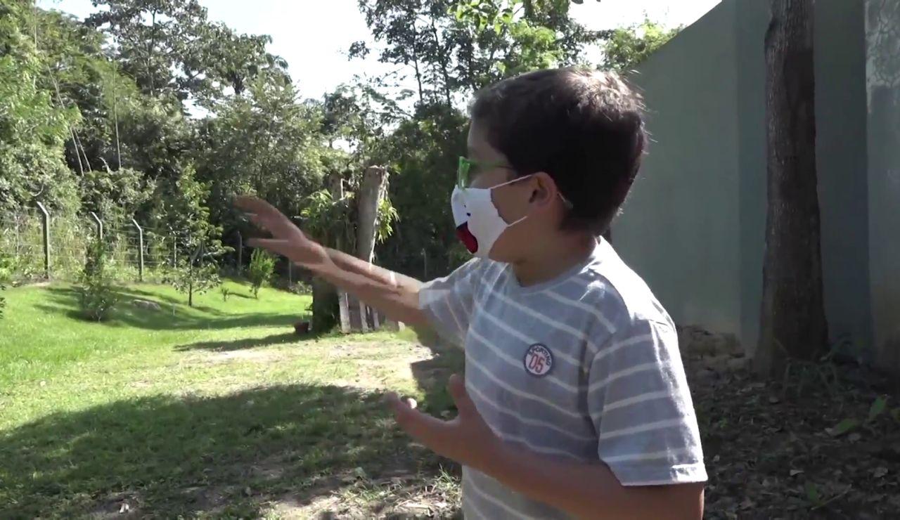Francisco Vera, activista medioambiental en Colombia