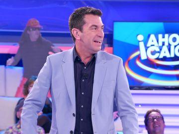 """Arturo Valls alucina con el acierto de chiripa de Xavi: """"No deberíamos dársela por buena"""""""