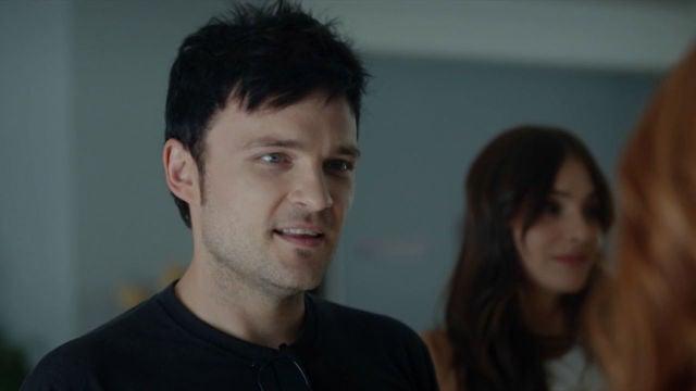 Adam Jezierski como Gorka en 'FoQ: el reencuentro'