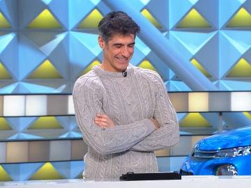 """La palabra que Jorge Fernández no puede escuchar: """"Me está dando el programa"""""""