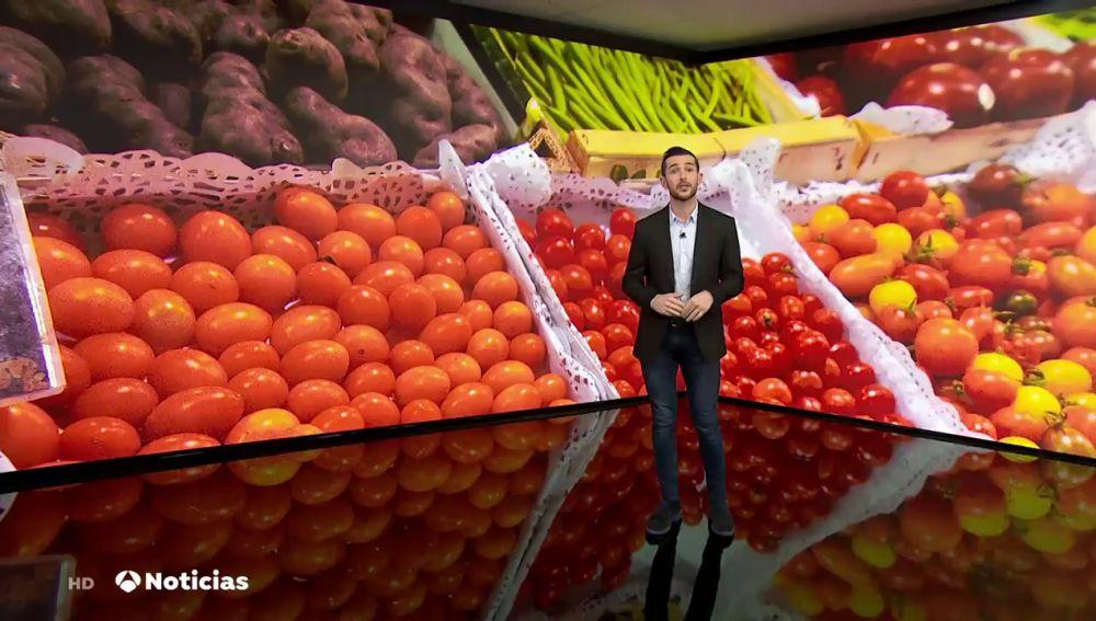 Los precios de los alimentos se multiplican hasta por 8 al pasar del campo hasta la mesa