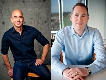 Andy Jassy sustituirá a Jeff Bezos como CEO de Amazon