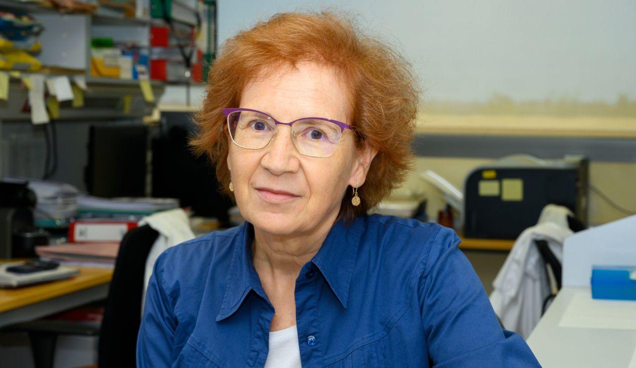 Imagen de archivo de la investigadora Margarita del Val