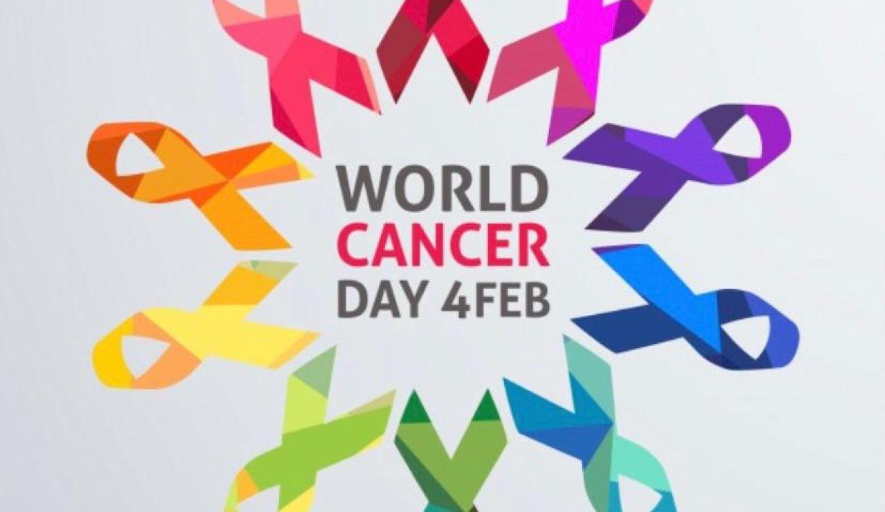¿Qué color representa la lucha contra el cáncer? El lazo del Día Mundial contra el Cáncer