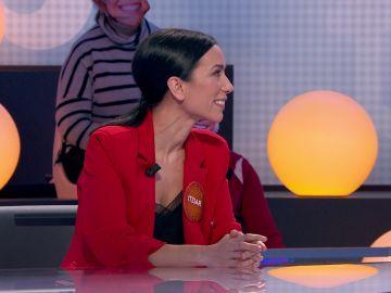"""Una invitada con """"estrella"""" y que admira a Pablo: Itziar Miranda, """"muy rollo fan"""" en 'Pasapalabra'"""