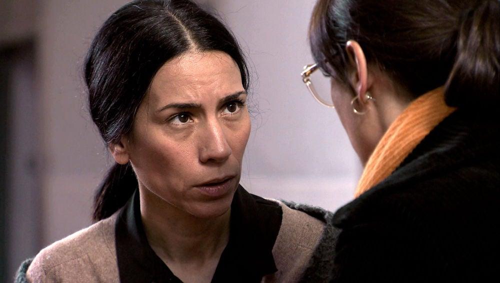 La petición desesperada de Manolita para poder estar con su hijo