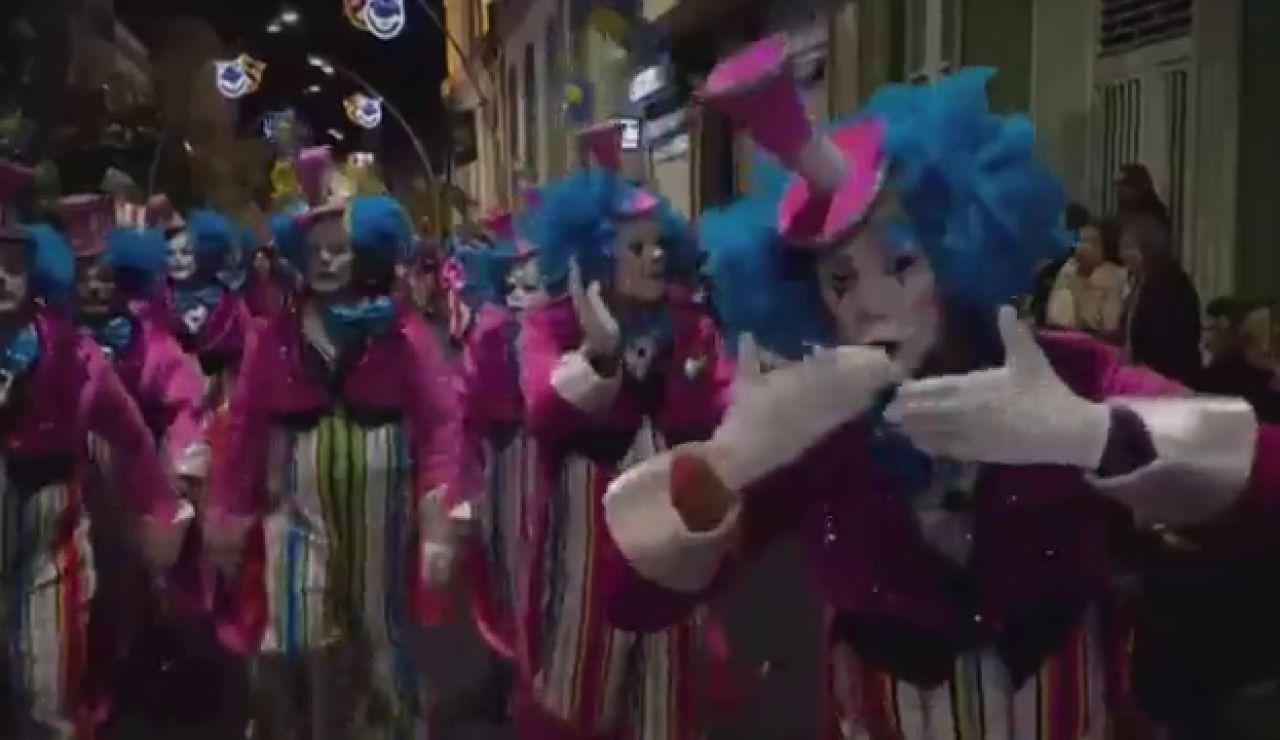 El Carnaval de Santa Cruz de Tenerife no saldrá este año a la calle, pero será virtual