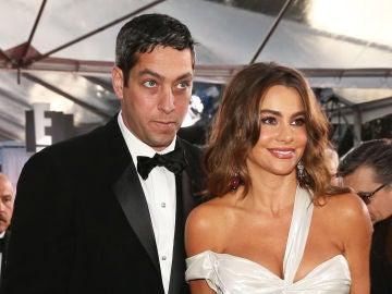 Sofía Vergara y su exnovio Nick Loeb