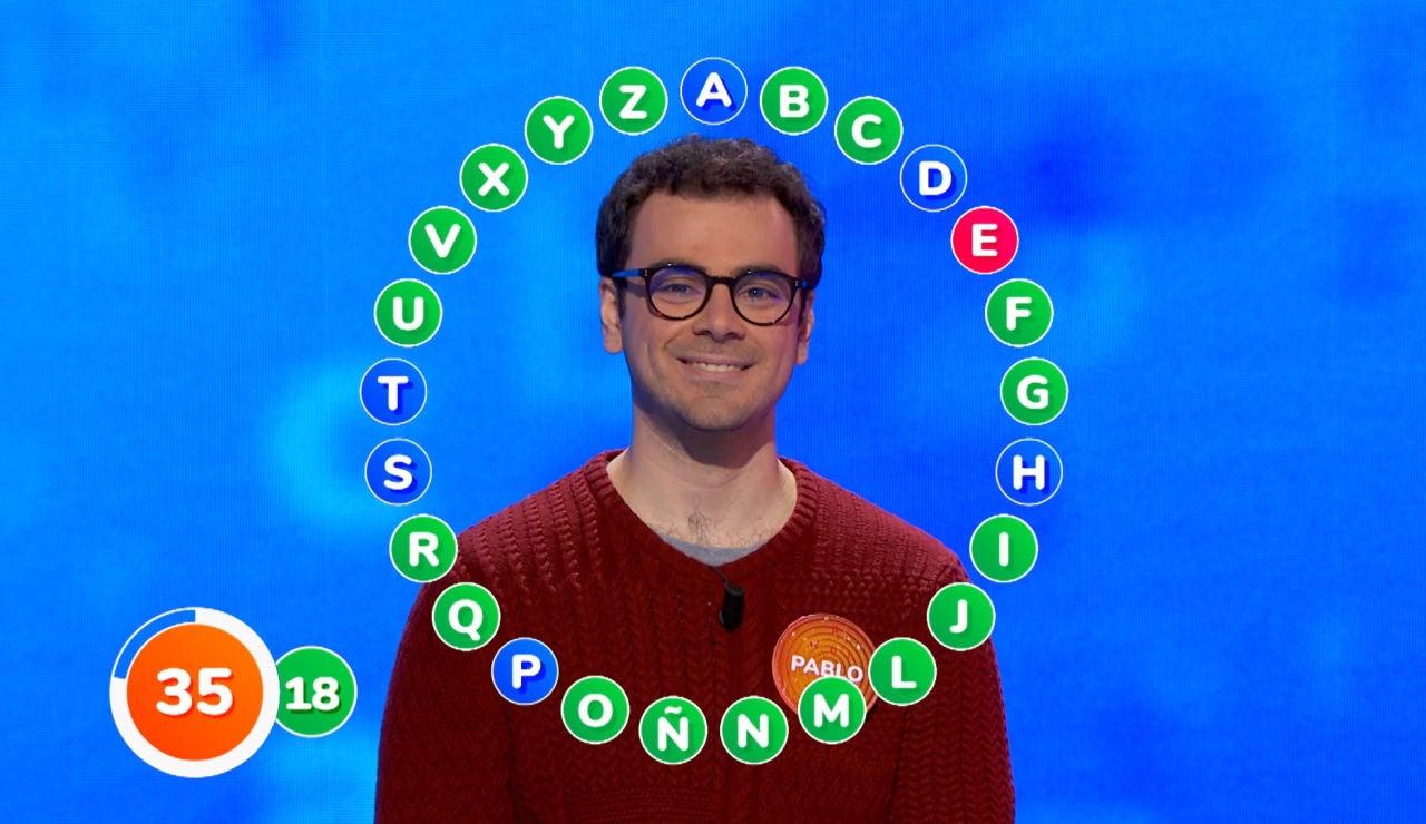 ¿Qué es el teorema Mangut que usa Pablo en 'Pasapalabra'?