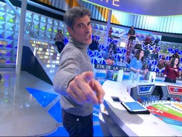 Andrés Pajares suena en 'La ruleta de la suerte' por primera vez en la historia