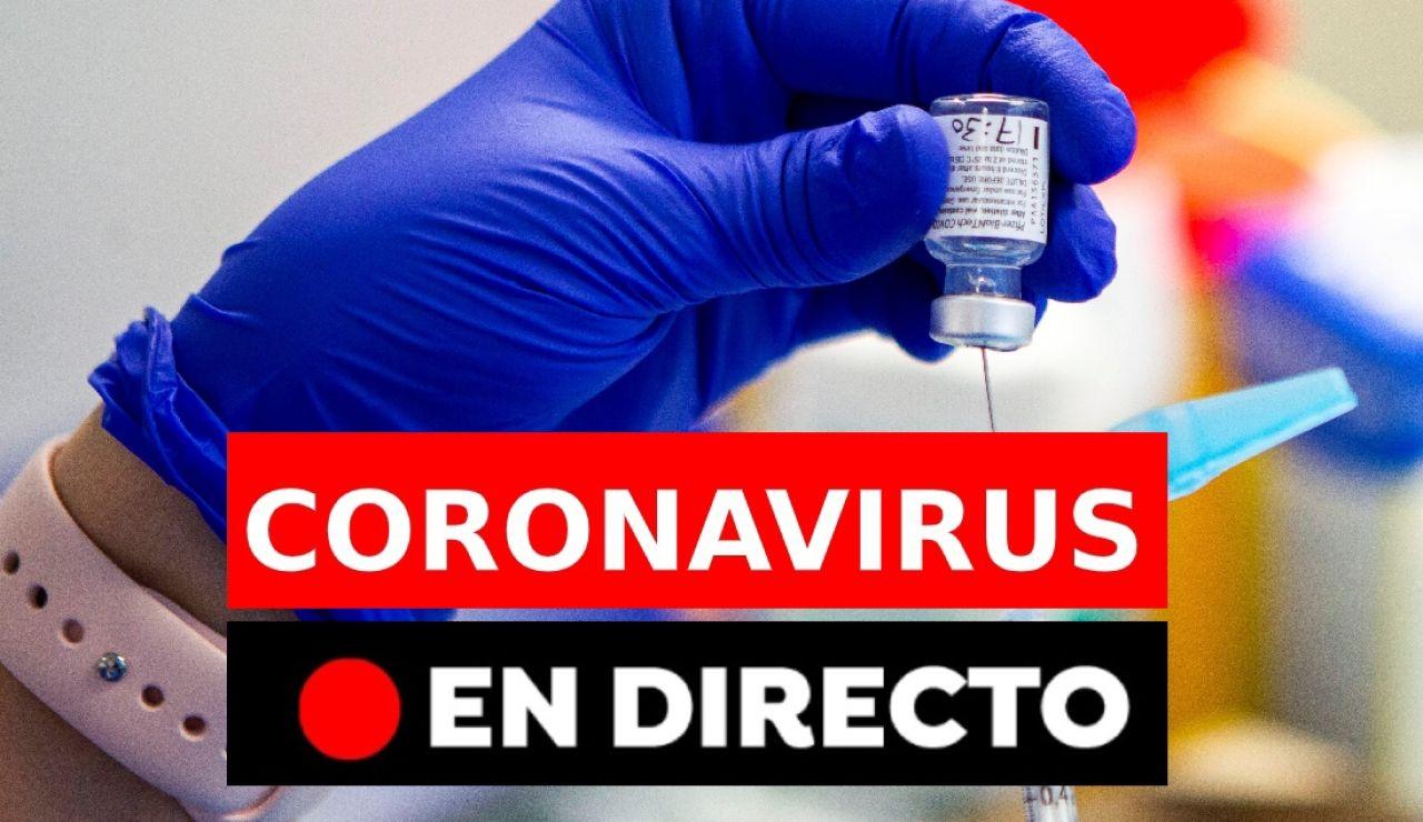 Coronavirus España hoy: Última hora
