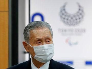 Lluvia de críticas a Yoshiro Mori, presidente de los Juegos Olímpicos de Tokio, por un comentario machista