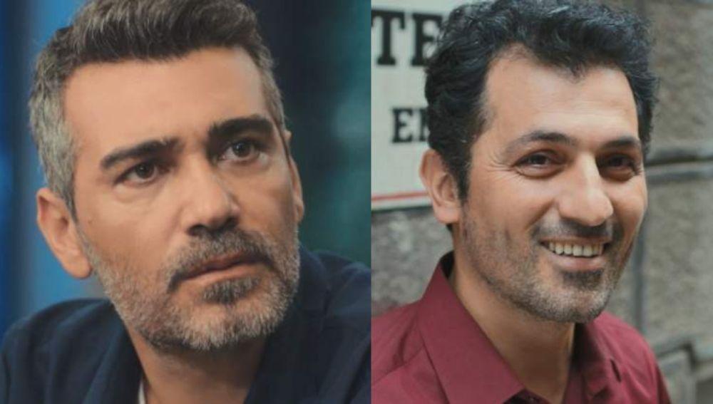 Sarp y Arif en 'Mujer'