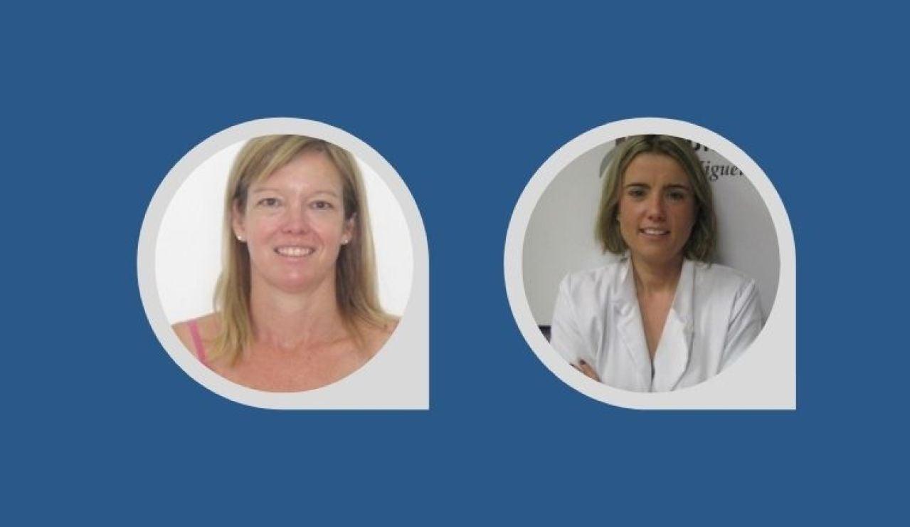 Pandemia por coronavirus y administración de la vacuna Covid-19: Blanca Lumbreras y Elsa López Pintor