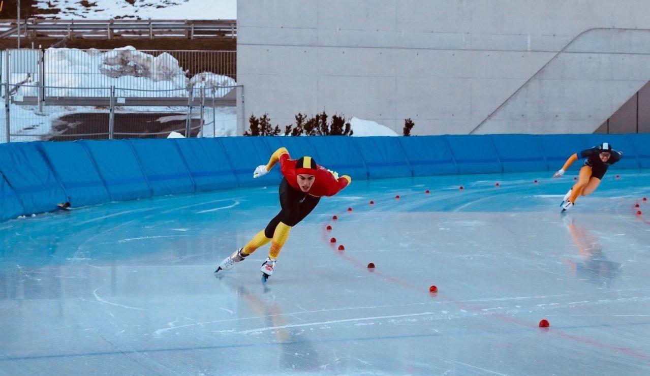Nil Llop, de sufrir un terrible accidente a ganar una medalla en unos Juegos Olímpicos de Invierno de la juventud