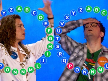 """Marta y Pablo se precipitan en unos roscos marcados por numerosos errores: """"¡Qué bobada acabo de decir!"""""""