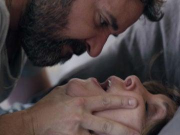 Ira, decepción y sexo salvaje: Sergio y Rebeca se dejan llevar tras la muerte de Cristina