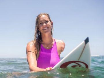 La surfista Bethany Hamilton