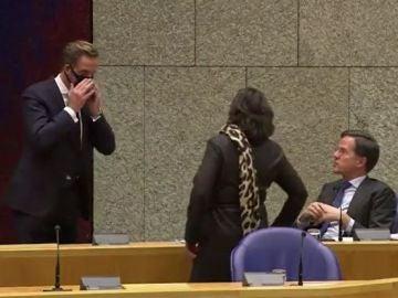 Mark Routte, primer ministro Holanda