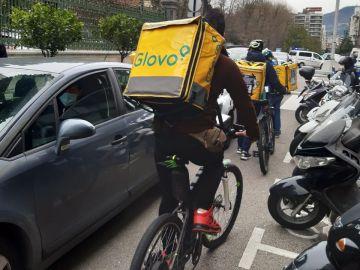 Los Riders de Asturias secundan las protestas nacionales
