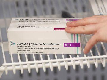 Vacuna de AtraZeneca contra el coronavirus