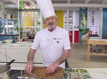 El truco de Karlos Arguiñano para enriquecer el sabor de las verduras