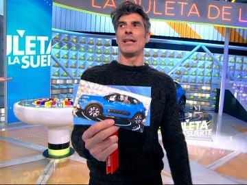 ¡Tenía el coche! Los tres de hielo que han dejado a Lucía a un paso del gran premio